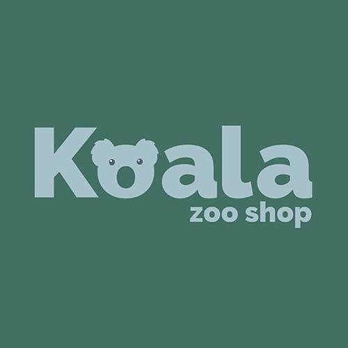 Логотип для зоомагазина Коала