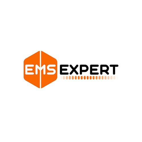 Логотип для эксперта по EMS технологии