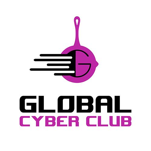 Логотип для компьютерного клуба
