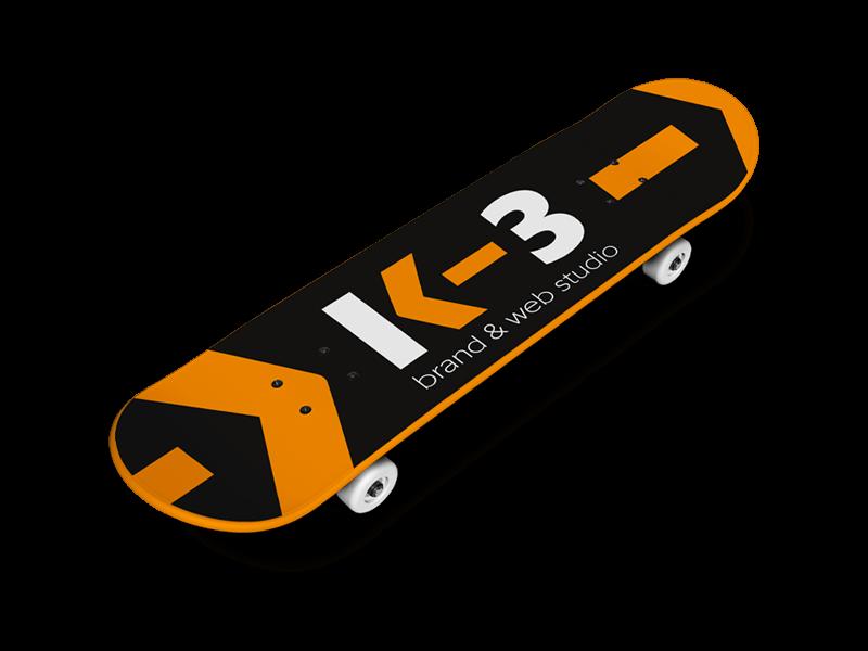 Разработка логотипа Алматы. Создание сайтов Алматы. Студия К-3