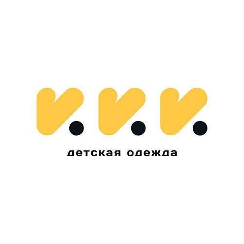 Логотип для интернет магазина детской одежды